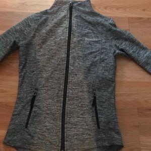 Bench light sweater/fleece